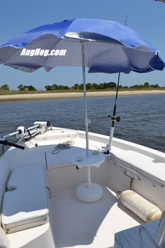 1000 images about boat tables and boat umbrellas on for Boat umbrellas fishing