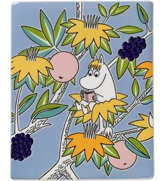 Grow your own Moomin Deco Tree! Snorkmaiden is part of a collection that will include 13 wall tiles. Moomin Shop, Tove Jansson, Lilly Flower, Moomin Valley, Sitting In A Tree, Cartoon Shows, Flower Tattoos, Art Sketches, Artsy