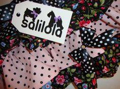 Itsy Bitsy  Pet Bikini by salilola on Etsy, $50.00