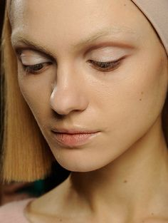 matte skin at Marc Jacobs A/W '14