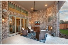 Whitley Place Knolls by Drees Custom Homes in Prosper, Texas