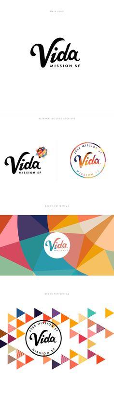 Vida by Victor Bivol, via Behance