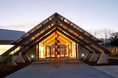te manga maori faculty redevelopment  2012 Gisborne and Hawkes Bay Architecture Awards