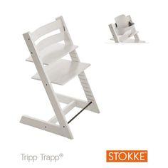 Tripp Trapp -tuoli white tai whitewash.