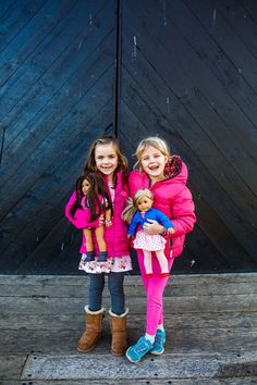 American Girl Doll Party at Smolak Farms in North Andover, MA