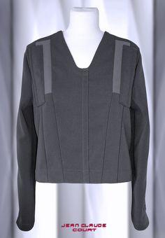 Grey short tunic. Item nº 015: