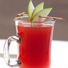 Autumn Wassail #Cocktail Recipe - 1000 Cocktails