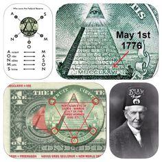 1776 illuminati created | This is the same universal lodge created by the Barivian Illuminati ...
