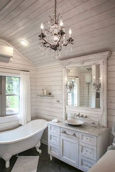 Related posts: 50 Beautiful Farmhouse Bathroom Design and Decor Ideas 7 49 Inspiring Bathroom Floor Design Ideas Small Bathroom Design Ideas inspirational sink ideas to add style and color to your bathroom Chic Bathrooms, Dream Bathrooms, Beautiful Bathrooms, Modern Bathroom, Small Bathroom, Master Bathroom, Country Bathrooms, Minimalist Bathroom, Gold Bathroom