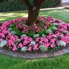 65 Creative Flower Garden Ideas - Prudent Penny Pincher
