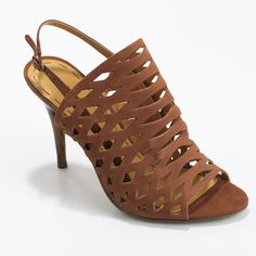Nine West, so cute and comfy, i bought two pairs in different colors.