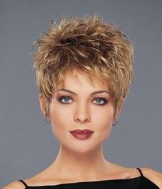 Short Haircuts For Women Over 60 With Glasses Short Hair