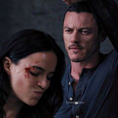 Luke Evans as Owen Shaw for Fast and Furious 6 #LukeEvans #Luketeers…