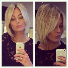 25 cute bob hairstyles for fine hair 2019 best short & long hairstyle 00010 ~ Li… 25 cute bob hairstyles for fine hair 2019 best short & long hairstyle 00010 ~ Litledress – Long Hair Style Trends Modern Bob Hairstyles, Choppy Bob Hairstyles, Bob Hairstyles For Fine Hair, Long Hairstyle, Layered Haircuts, Long To Short Hair, Short Hair Cuts, Short Hair Styles, Caroline Receveur Hair