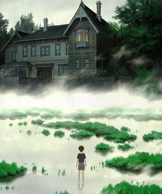 When Marnie Was There... literally the best movie I have ever seen... so far XD