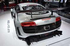 Audi R8 LMS ultra // Automobilsalon Genf 2013
