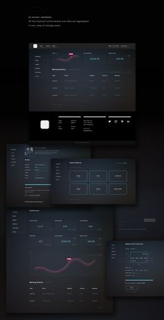 Esports UI on Behance