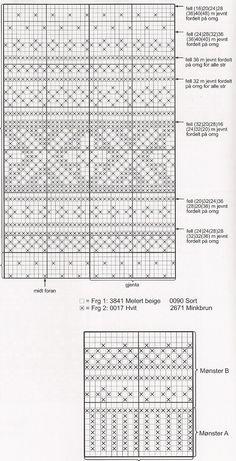 View album on Yandex. Fair Isle Knitting Patterns, Fair Isle Pattern, Knitting Charts, Loom Knitting, Knitting Socks, Filet Crochet, Crochet Stitches, Knit Crochet, Etnic Pattern
