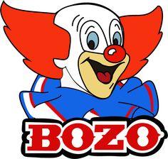 Vetorização do logo Bozo no Illustrator