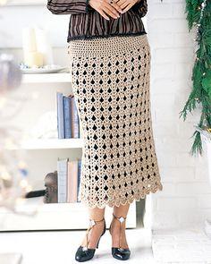 20 Popular Free Crochet Skirt Patterns for Women