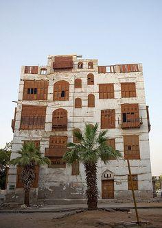 Old Jeddah house - Saudi Arabia
