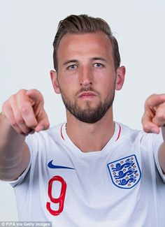 England captain Harry Kane will be one of the first takers if it goes to penalties Tottenham Wallpaper, Tottenham Hotspur Football, Harry Kane, England Football, Sports Art, Football Players, Barcelona, Soccer, Happiness