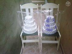 Bolos decorativos para festa biscuit 011-2088-4501