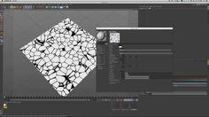 Vectorize Voronoi Texture on Vimeo