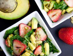 Kale Avocado Salad