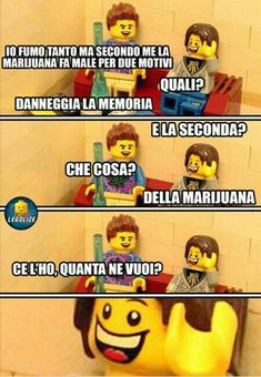 Lego Humor, Lego Memes, Memes Humor, Funny Memes, Jokes, Italian Memes, Funny Messages, Cultura Pop, Bad Timing