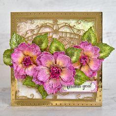 Heartfelt Creations - Royale Wild Roses