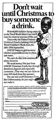 UNICEF. 19 September, 1983