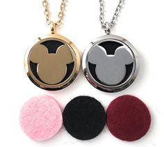 Disney Discovery- Mickey Mouse Essential Oils Diffuser