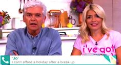 Holly And Phil Pay Off Heartbroken Womans Debts And Send Her On Holiday