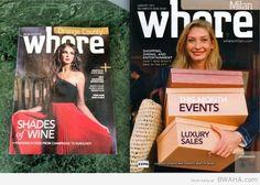 Whore magazine covers