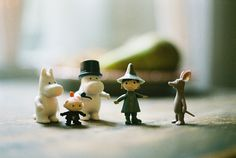 Moomin, what else?