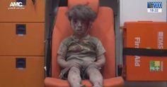 """""""Ce petit garçon n'a jamais connu un seul jour dans sa vie sans guerre, mort, destruction, pauvreté dans son propre pays"""""""