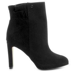 Compre Bota Dumond Cano Médio Preto na Zattini a nova loja de moda online da Netshoes. Encontre Sapatos, Sandálias, Bolsas e Acessórios. Clique e Confira!