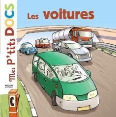 Amazon.fr - Les voitures - Stéphanie Ledu, Didier Balicevic - Livres
