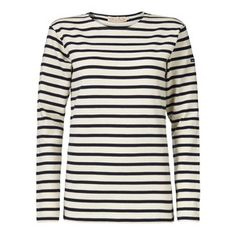 Armor Lux has made a small collection of their classic bretton blouse in organic and Fair Trade certified cotton