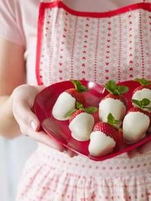 Diana's Desserts Newsletter - Edition #53 - Valentine's Day Recipes and More - February 8, 2009