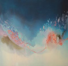 "Saatchi Online Artist Georgina Vinsun; Painting, ""Jemima"" #art"