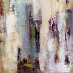 "Saatchi Art Artist Judeen Young; Painting, ""Purple Haze 2"" #art"