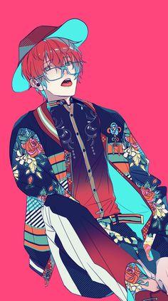 O sea, puede que no sea seven o seven pero me vale😄 Manga Anime, Manga Art, Anime Art, Hot Anime Boy, Cute Anime Guys, Anime Boys, Character Inspiration, Character Art, Handsome Anime Guys