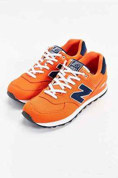 dccb4e7f2d273b New Balance 574 Pique Polo Collection Running Sneaker