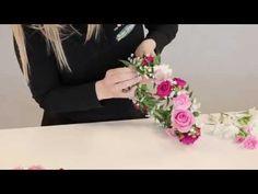 Bind en midsommarkrans - YouTube