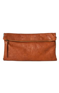 I've been looking for a new everyday bag. This has me thinking about going the route of an oversized clutch. hmmm...    Cynthia Vincent Shop | Clutch - Sold Out