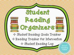 October Chalk Talk ~ Using Student Reading Organizers
