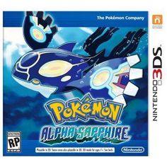 Nintendo 3DS Pokemon Alpha Sapphire #onlineshop #onlineshopping #lazadaphilippines #lazada #zaloraphilippines #zalora