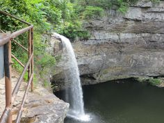 DeSoto Falls - DeSoto State Park Near Ft Payne, AL & Mentone, AL Beautiful place!!
